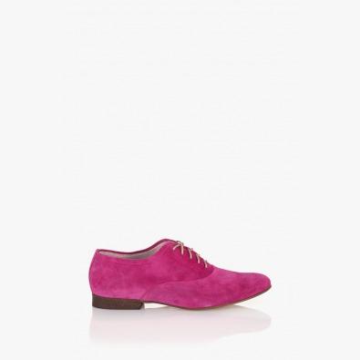 Дамски обувки Мари розов