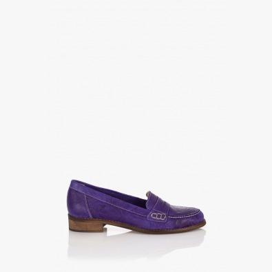 Дамски обувки Пенелопе лилави