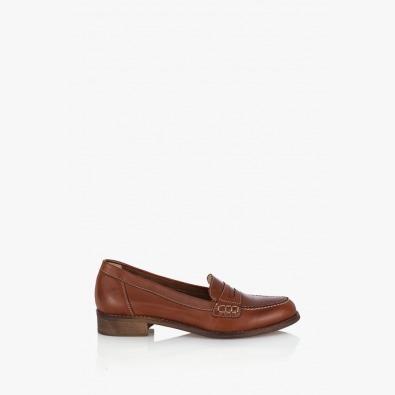 Дамски обувки Пенелопе карамел