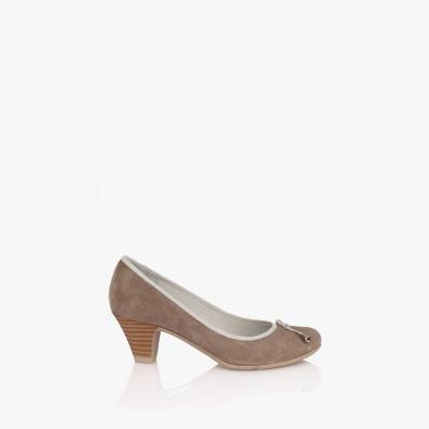 Дамски обувки Маргаре таупе