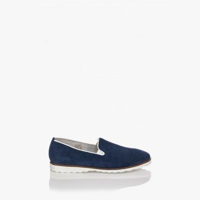 Велурени мъжки обувки Джордж