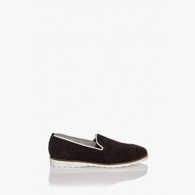 Кафяви мъжки обувки Джордж