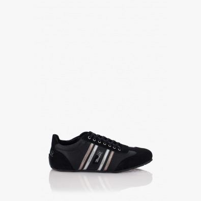 Черни мъжки обувки Камерън