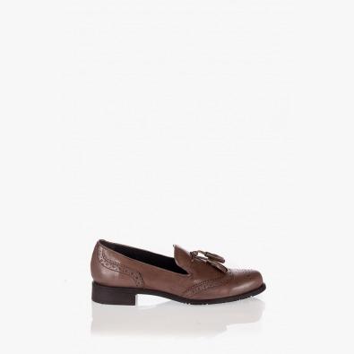 Дамски обувки Даниела, таупе