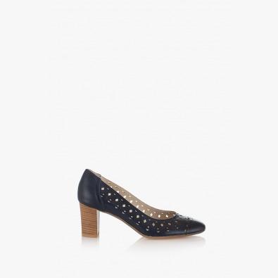 Елегантни дамски обувки Серенити в синьо