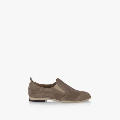 Велурени дамски обувки Бианка