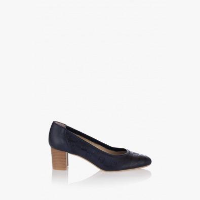 Дамски обувки Ками в синьо