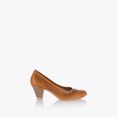 Дамски перфорирани обувки Бриела