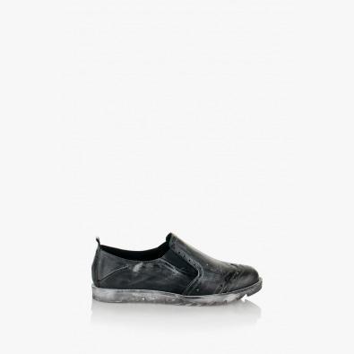 Дамски обувки Фиори в черен цвят