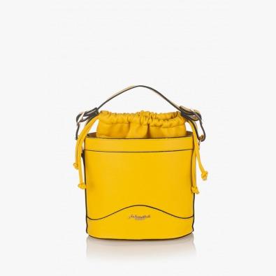 Жълта дамска чанта Дорис