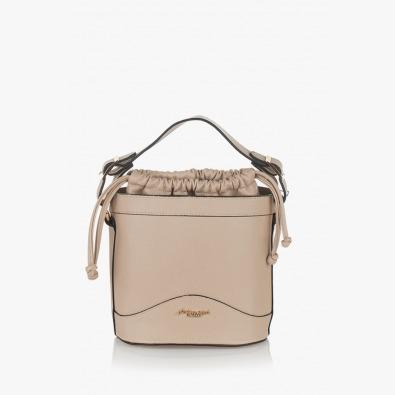 Таупе дамска чанта Дорис