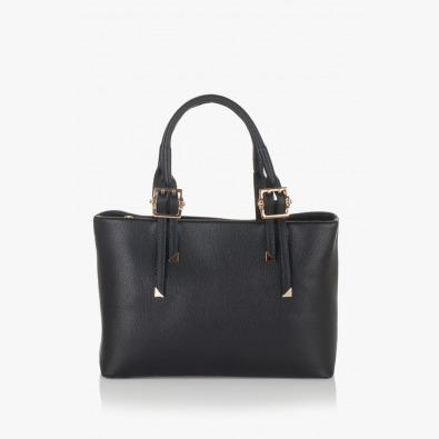 Черна дамска чанта Кейли