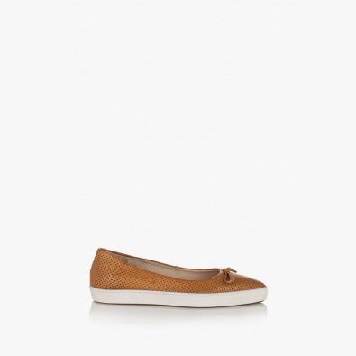Pantofi de dama Tosca caramel