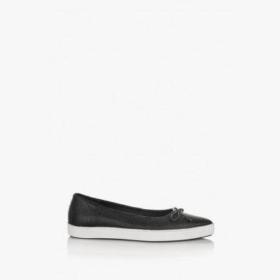 Pantofi negri de dama Toscana