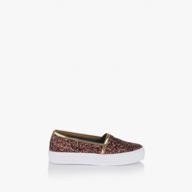 Дамски цветни обувки Каприс