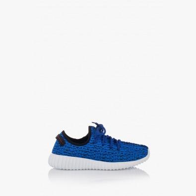 Сини мъжки спортни обувки Норт