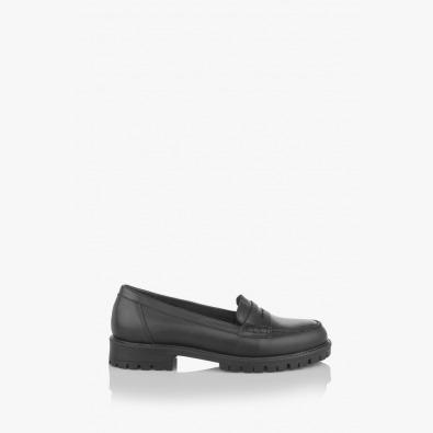 Класически черни дамски обувки Сидни
