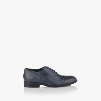 Сини мъжки обувки Фабианно