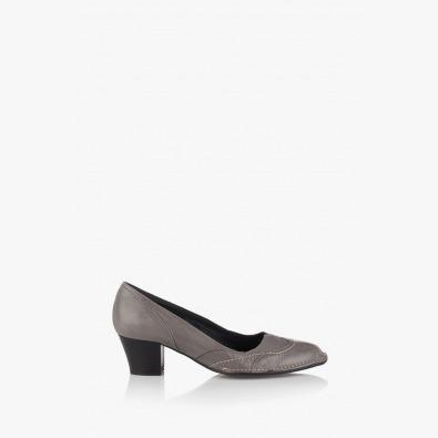Сиви дамски обувки Флавия