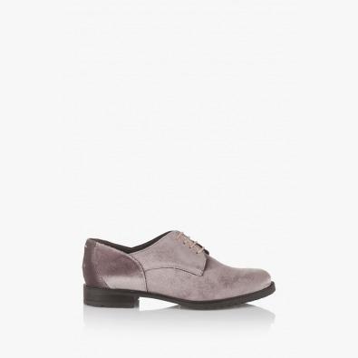 Дамски ежедневни сиви обувки Шантел