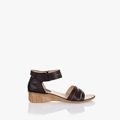 Кафяви дамски сандали Габриела