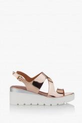 Дамски сандали с платформа Инес