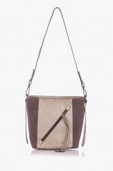 Дамска чанта Стейси в кафяво