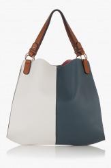 Дамска чанта в цветове Бернадет