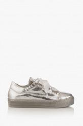 Кожени дамски спортни обувки Дейзи