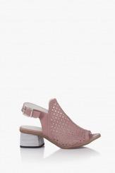 Дамски пефорирани сандали Мелиса