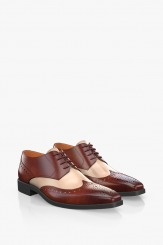 Елегантни мъжки обувки с връзки