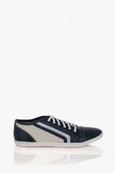 Сини мъжки обувки Алеандро