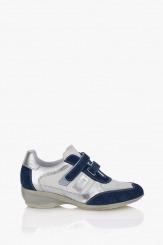 Сини дамски спортни обувки Кайли