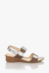 Кожени дамски сандали Софи