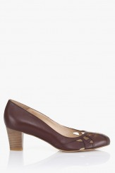 Дамска кожена обувка Дейзи