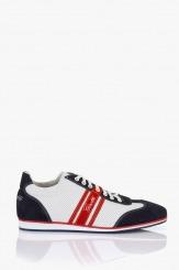 Мъжка спортна обувка кожа+велур Дерек