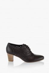 Дамски обувки Саманта кафеви