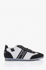 Спортни обувки Давид велур с телстил