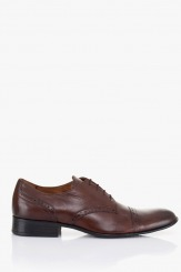 Официална  обувка Ейдан в кафяво