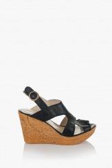 Дамски сандали Габриеле черно
