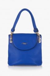 Синя дамска чанта Грейси