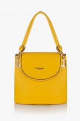 Жълта дамска чанта Грейси