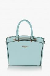 Дамска чанта Слим в светло син цвят