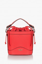 Дамска чанта Дорис корал