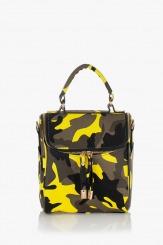 Дамска камуфлажна чанта Дани
