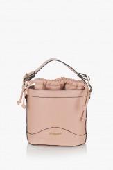 Дамска чанта Дорис пудра