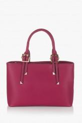Цикламена дамска чанта Кейли
