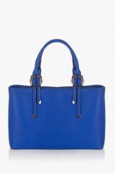 Синя дамска чанта Кейли
