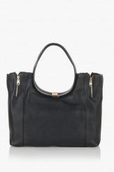 Дамска чанта Сийди в черно