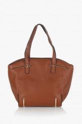 Дамска чанта Крис карамел
